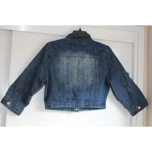 Ci Sono Jackets & Coats - Jean Jacket